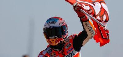 Marquez s'impose à Aragòn et prend le large au championnat :: MotoGP Aragòn