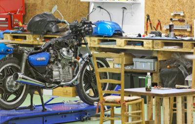 Rideshaper, un garage participatif où l'on peut aussi préparer ses voyages :: Actu, Portraits, Slider