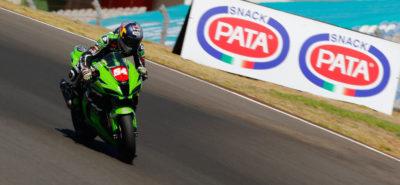 Victoire de Razgatlioglu et septième place de Suchet à Portimao :: Superstock 1000