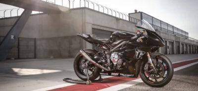 Triumph teste le moteur 765 destiné au Moto2, avec l'aide de Simon :: Développement