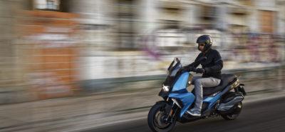 Le C 400 X, un nouveau scooter BMW typé GS :: Nouveauté 2018