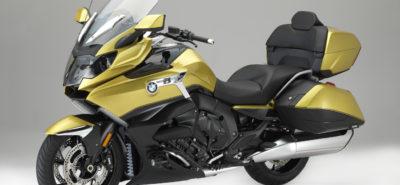 Avec la K 1600 Grand America, BMW veut faire rêver de l'Ouest :: Nouveauté 2018