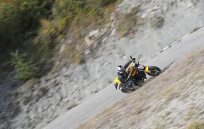 La Monster 821, toujours la plus équilibrée de la famille :: Test Ducati