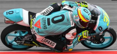 Première pole de l'année pour le champion du monde! :: Moto3 Sepang