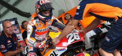 Magnifique Pole Position de Dani Pedrosa! :: MotoGP Sepang