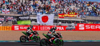 Rea gagne les deux courses de Jerez et offre à Kawasaki le titre constructeur :: World SuperBike Jerez