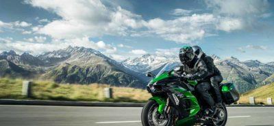 Kawasaki Ninja H2 SX, le Touring en mode extrême :: Nouveauté 2018