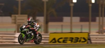 Jonathan Rea en mode «champagne» pour une première au Qatar :: Superbike Qatar