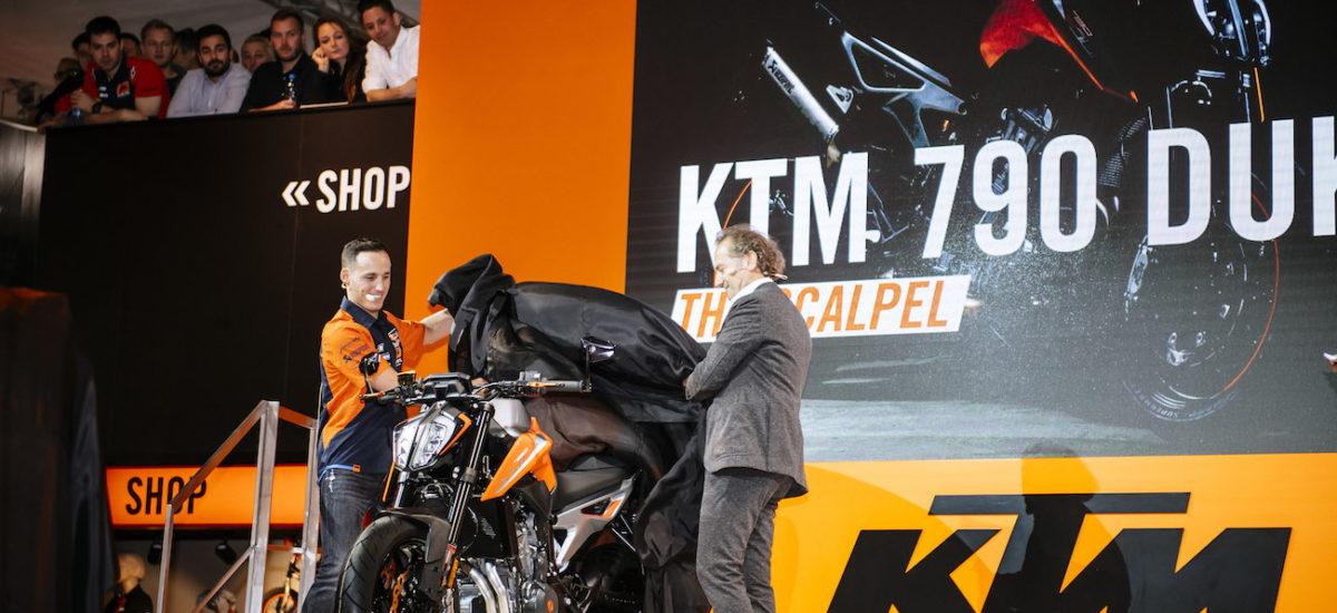 BMW et le groupe KTM renoncent à Intermot et à l'EICMA