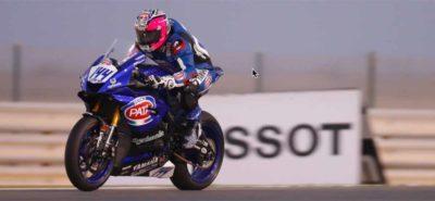 Lucas Mahias est champion du monde! :: Supersport Qatar