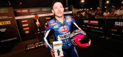 Première pole de la saison pour Lucas Mahias :: Supersport Qatar
