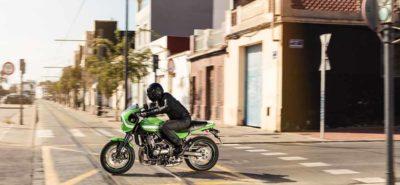 La Kawasaki Z900 RS Café, fragrance pour nostalgiques :: Nouveauté 2018