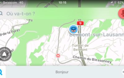 L'application Waze, ou le réseau social pour GoogleMap, est désormais motorcycle-friendly :: Navigation