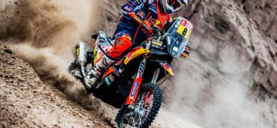 Première victoire de Price, dans l'étape 11 du Dakar, et abandon de Barreda :: Rallye-raid 2018