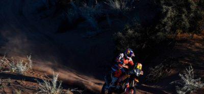 Encore une victoire de Price, dans la treizième étape du Dakar :: Rallye-raid 2018