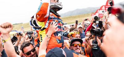 Le dix-septième Dakar dans la poche pour KTM grâce à Matthias Walkner :: Rallye-raid 2018