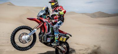 Bang Bang Barreda fait coup double à la deuxième étape du Dakar :: Rallye-raid 2018