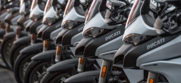 Ducati a continué à croître en 2017