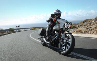La Sport Glide, ou la Harley modulable, de cruiser à (presque) tourer :: Test Harley-Davidson