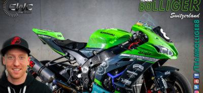 Le pilote du Team EWC Bolliger Sébastien Suchet organise son souper de soutien :: Saison 2018