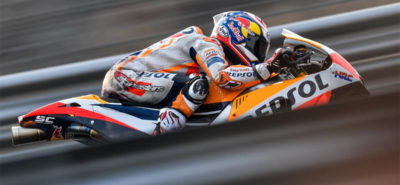 Dani Pedrosa a obtenu le meilleur temps des 3 jours d'essais de Thaïlande :: MotoGP