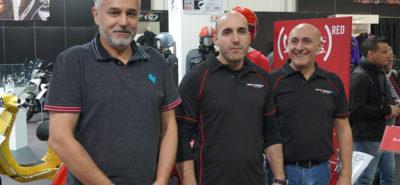 Une nouvelle concession Vespa et Piaggio à Lausanne :: Réseau de vente