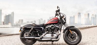 Voici la Harley-Davidson Forty-Eight Special, à la déco tout droit sortie des Seventies :: Nouveauté 2018