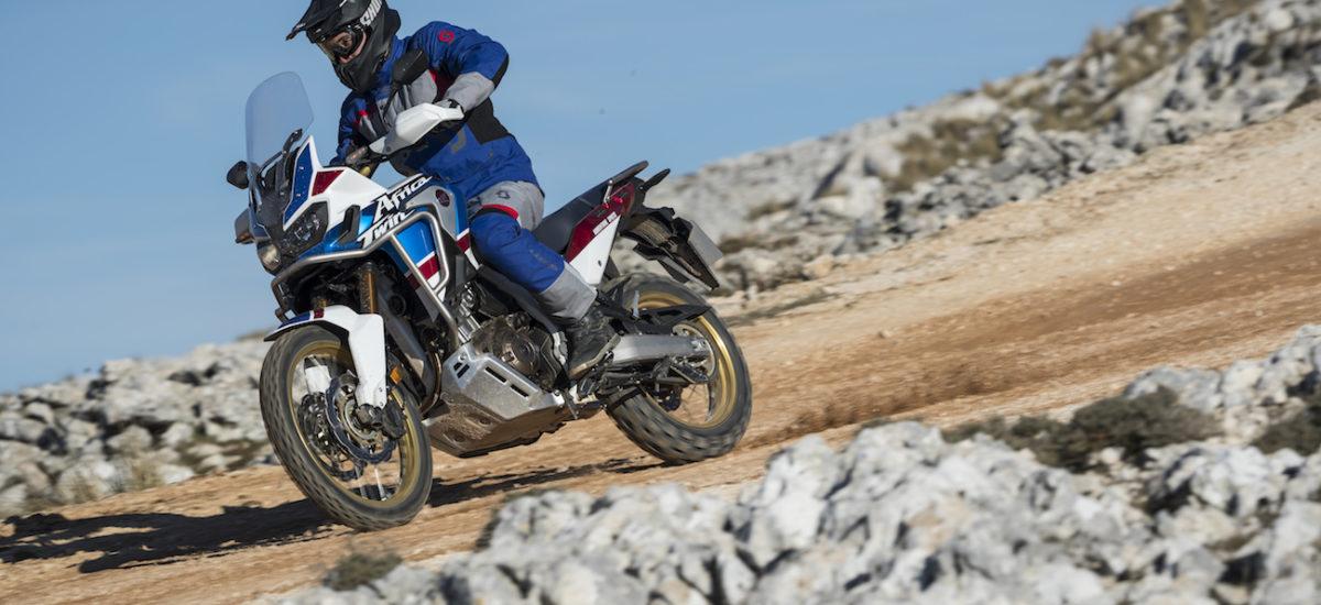 La Honda Africa Twin Adventure Sports, ou l'aventure jusqu'au bout des doigts