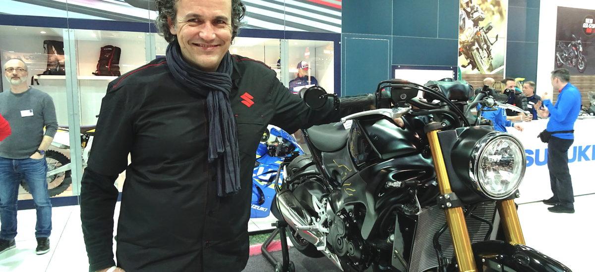 Un nouveau directeur musicien, photographe et businessman pour Suzuki Suisse