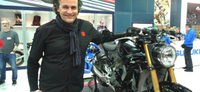 Un nouveau directeur musicien, photographe et businessman pour Suzuki Suisse :: Importateurs