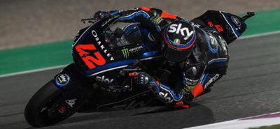 Première victoire pour Bagnaia. Aegerter un point c'est tout! :: Moto2 Losail