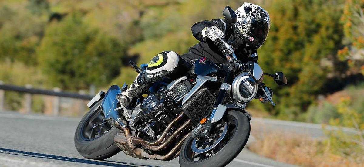 Honda CB 1000 R: magistral contrepied au style «manga».