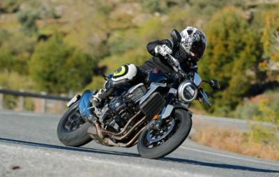 Honda CB 1000 R: magistral contrepied au style «manga». :: Test Honda