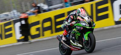 Jonathan Rea remet les pendules à l'heure! :: Superbike Thaïlande