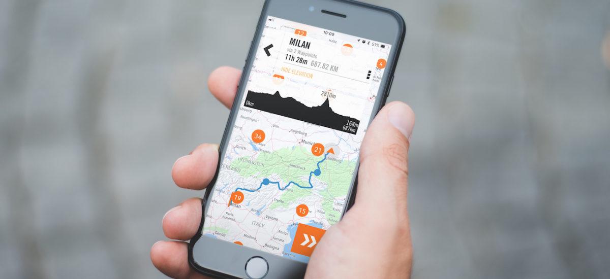 La navigation GPS désormais dispo sur les écrans couleurs de plusieurs KTM
