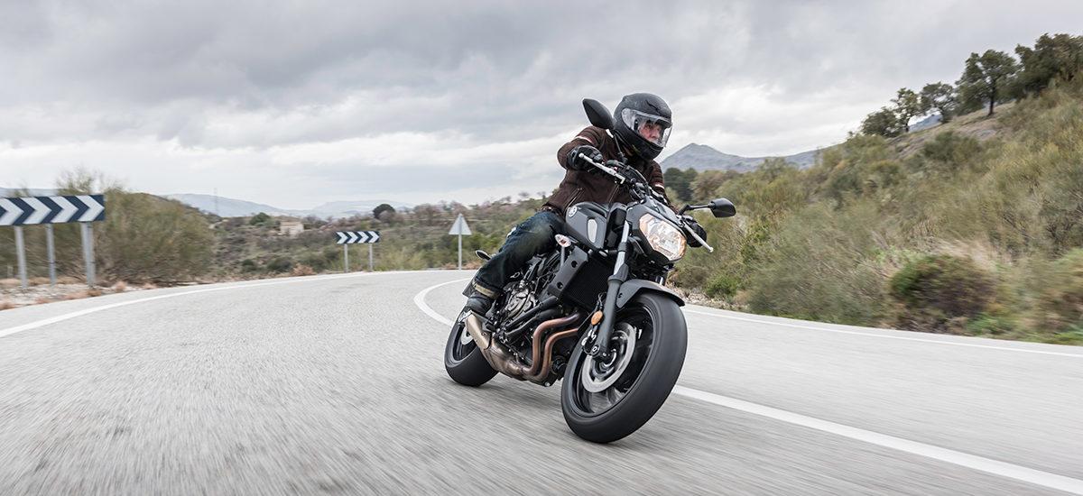 La Yamaha MT-07, moto la plus vendue, devant la BMW GS et la Z 900