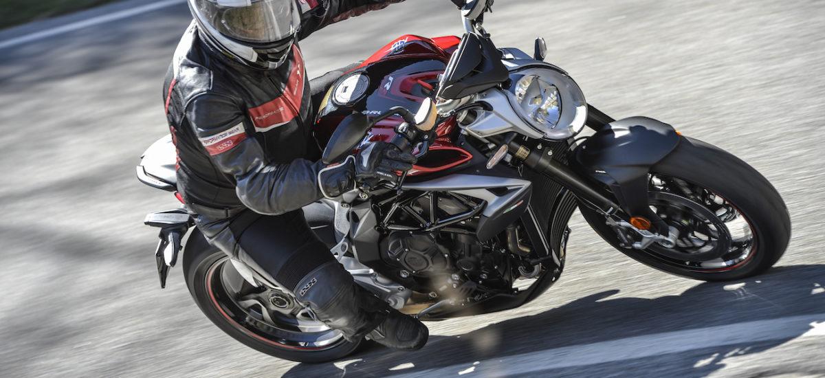 MV nous propose la Brutale 800 RR, une machine à sensations pour les amateurs de sport