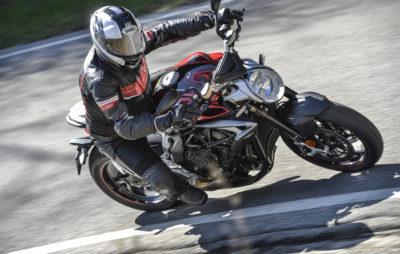 MV nous propose la Brutale 800 RR, une machine à sensations pour les amateurs de sport :: Test MV Agusta