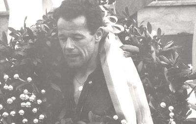Le triple champion du monde suisse Luigi Taveri n'est plus :: Historique