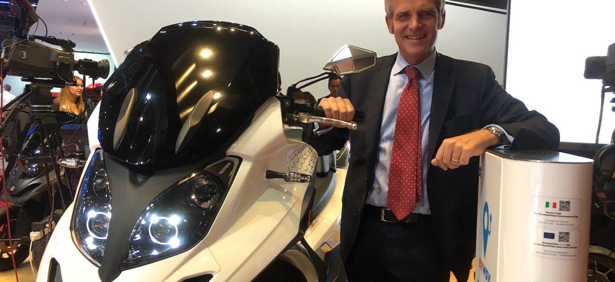 Nouveau patron, nouveau départ pour Quadro Vehicles, et bientôt un 4 roues électrique