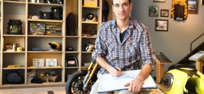 Le Scrambler Ducati 1100 n'est pas «juste» un Scrambler 800 avec un gros moteur :: Design motocycliste