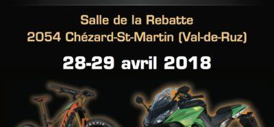 Le plein d'essais moto et scooter les 28 et 29 avril à Chézard-St-Martin (NE) :: Actu