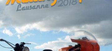 L'atelier participatif Rideshaper organise un mini festival de la moto à Lausanne