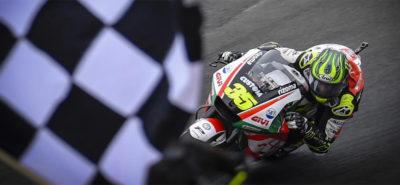 Rocambolesque et sublime, ce Grand Prix a sacré Crutchlow. Marquez: Wow! :: MotoGP Argentine