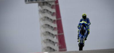 Iannone coiffe Marquez dans son antre. Lüthi apprend encore! :: MotoGP Austin Jour 1