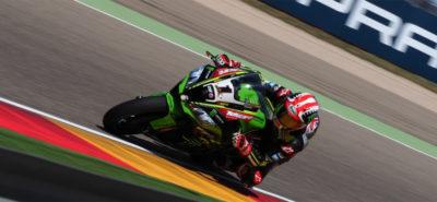 Jonathan Rea impérial :: Superbike Aragón Course 1