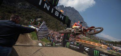 Herlings prend l'avantage sur Cairoli après le Grand Prix motocross du Trentin en Italie :: MXGP-MX2 2018