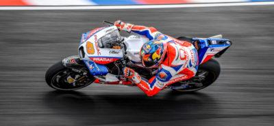 Jack Miller assure le spectacle en pariant sur les pneus slick! :: MotoGP Argentine Q2