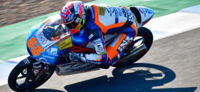 Première victoire du Bavarois Philipp Oettl :: Moto3 Jerez
