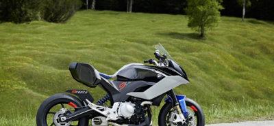 La 9 cento, ou comment BMW voit le sport-touring dans quelques années :: Concept